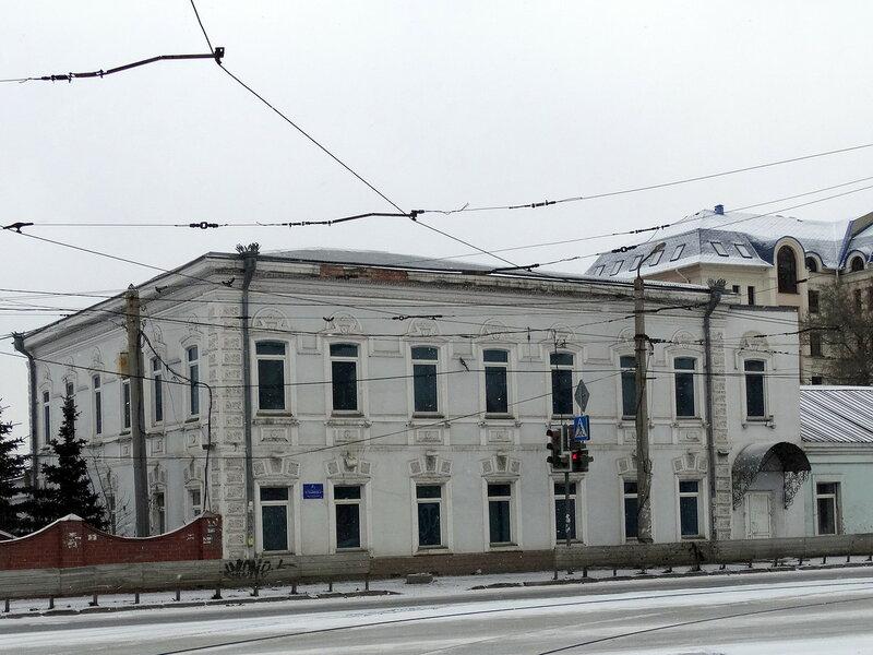 Нагорная-Красноармейская-Труда