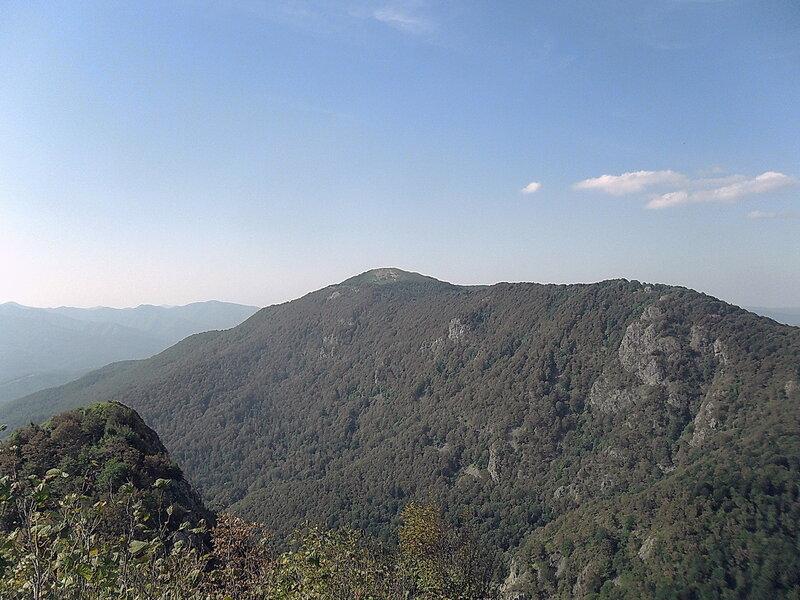 Сентябрь 2011, горы, Кавказ, подъём на Два Брата