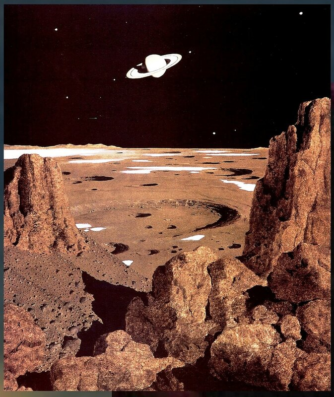 Чесли Боунстелл. Американский художник. QMan_CB_TAOCB_2131_Saturn_as_Seen_from_Iapetus.jpg