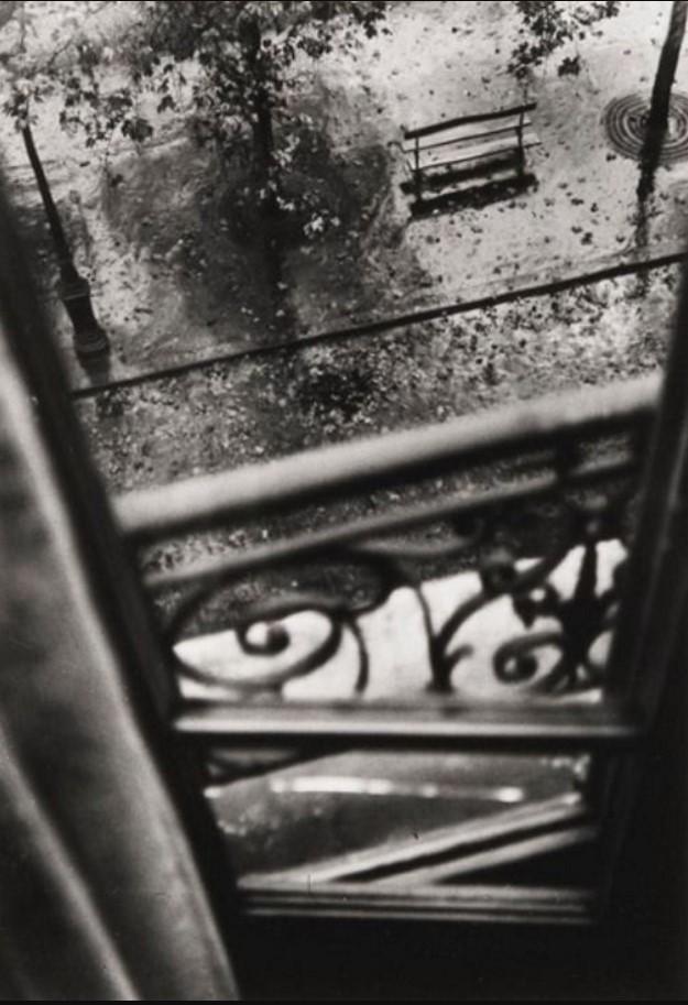 1950. Париж