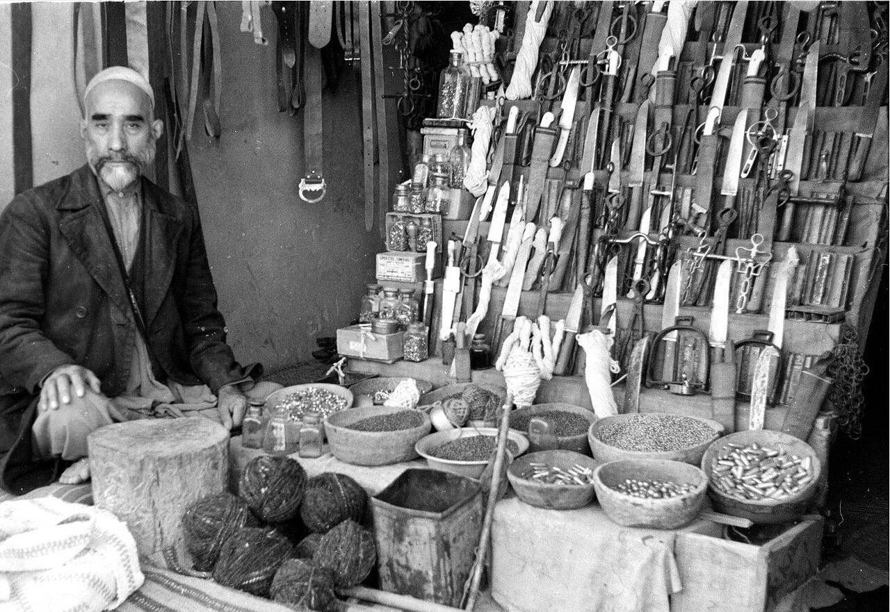 Торговец оружием
