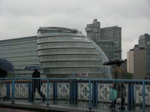 Мэрия Лондона