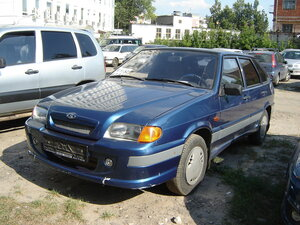 Машина Кати Куликовой, ВАЗ 21-14