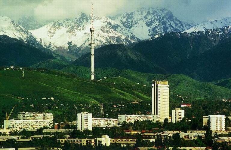 Сходка в Алматы!