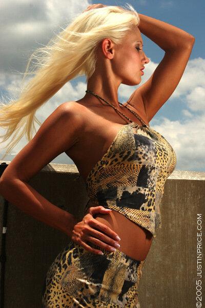 Kristen DeLuca - Playboy Cyber Girl