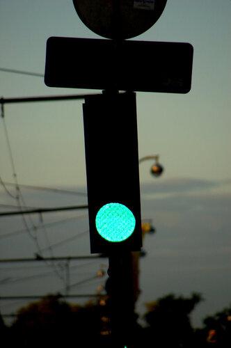 Пусть будет зелен свет