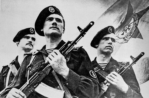 Морская пехота всегда на Товсь!