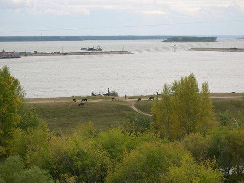 Аван-порт Новосибирского Шлюза