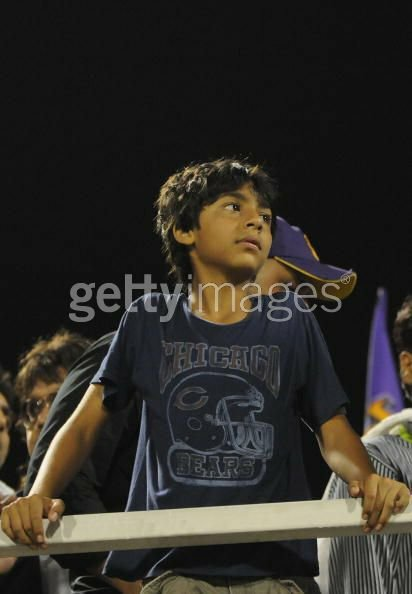 Aryan Khan - KKR match 2010