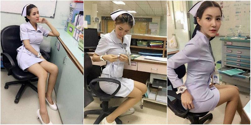 Медсестру вынудили уволиться из-за чрезмерной сексуальности