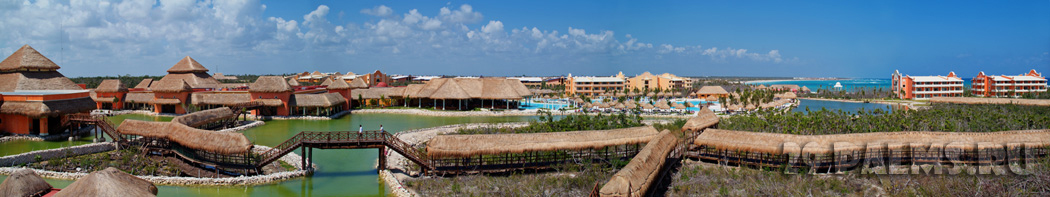 Мексика. Grand Palladium Riviera Resort & Spa 5*