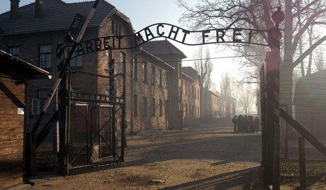 POLAND FORMER NAZI KL AUSCHWITZ