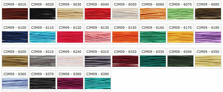 плетения фенечек, шнуров,
