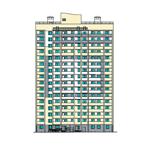 Дом по адресу ул. Агрономическая, 9 Киров застройщик - «КЧУС», планировки квартир и цены