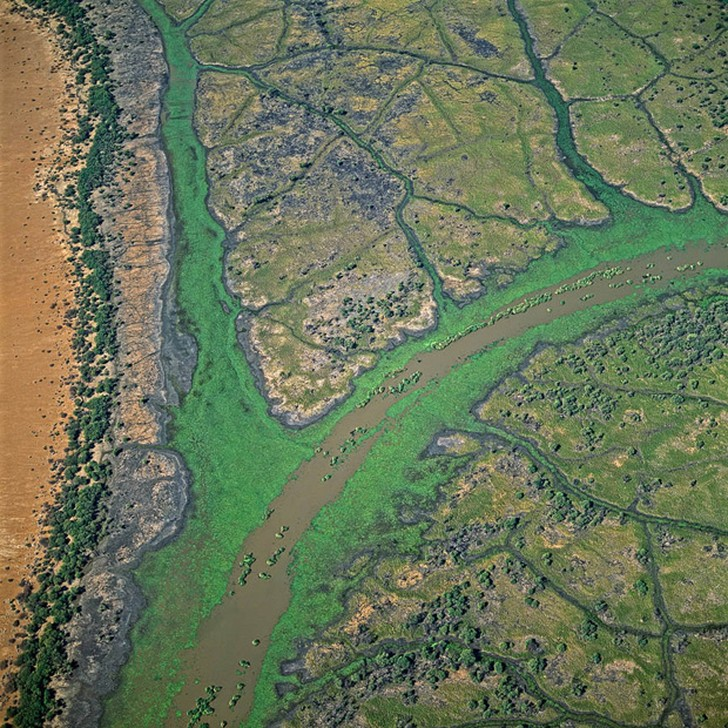 7. Река Аваш, Австралия