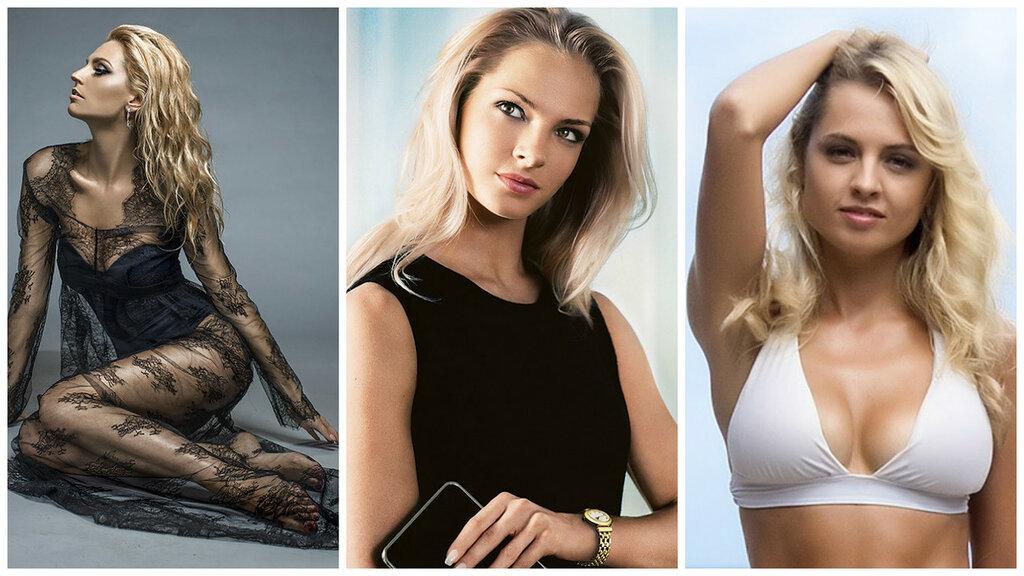 Самая сексуальная артистка россии