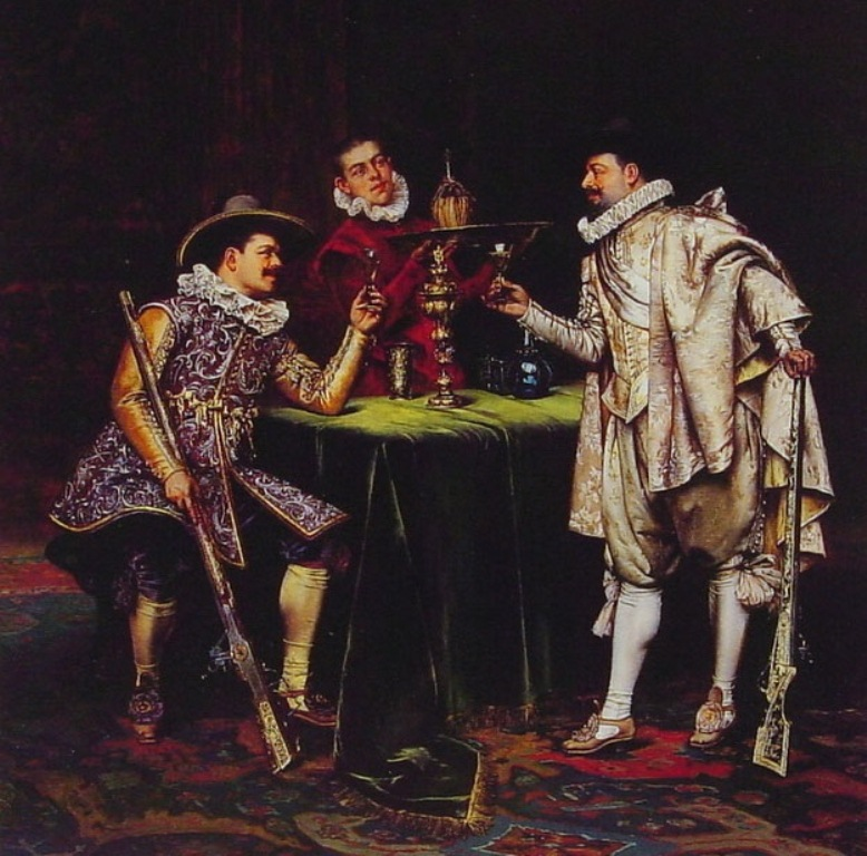 5 Adolphe-Alexandre Lesrel    the_toast-large.jpg