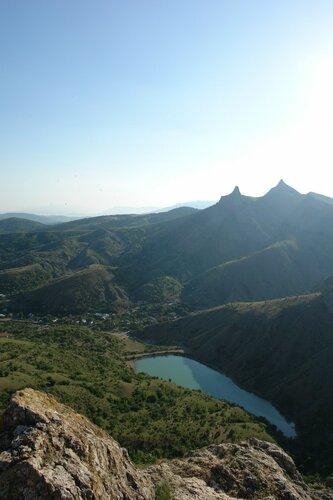 Зеленогорье, Арпатские водопады, Чобан-Куле
