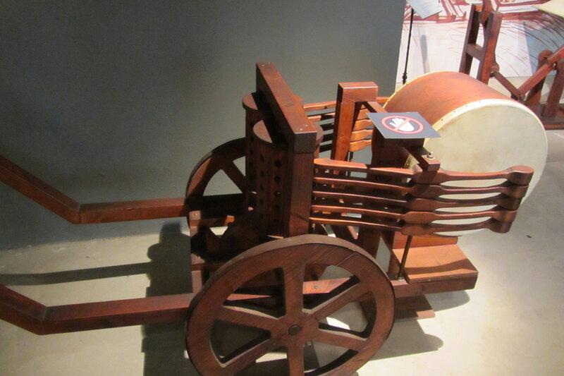 Механический барабан