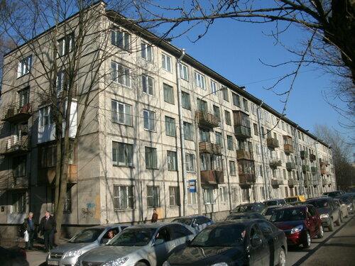 Новосибирская ул. 21