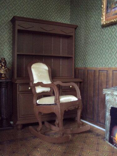 Дом Мечты №36 Два стула