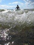 ветер на Обском море