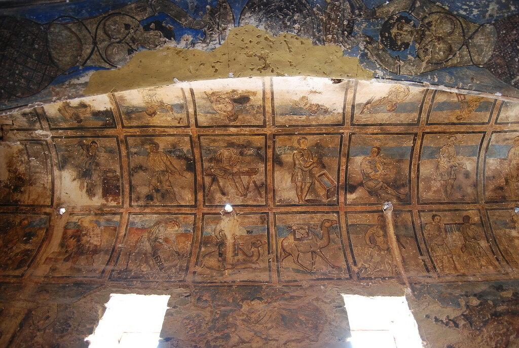 One_of_the_frescoes_inside_Qasr_Amra,_Jordan.jpg
