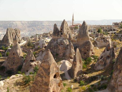Ургюп, Турция