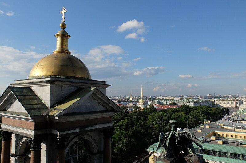 Исаакий собираются передать церкви. РПЦ опять продавило передачу