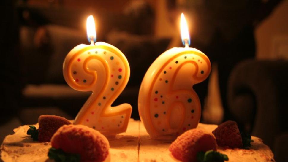 Поздравления с днем рождения девушке 26