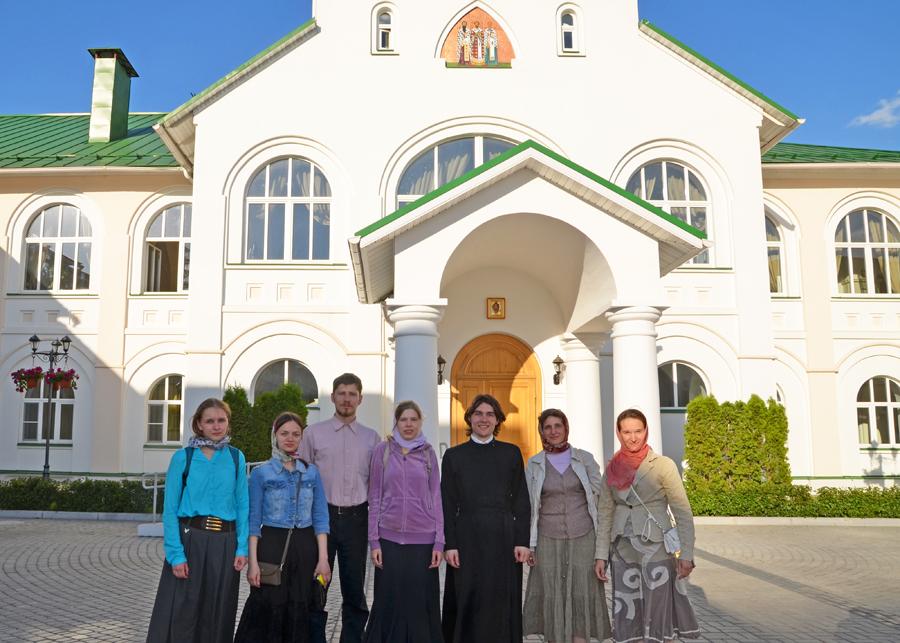 Поездка выпускников Пущинских Библейско-богословских курсов в Коломну