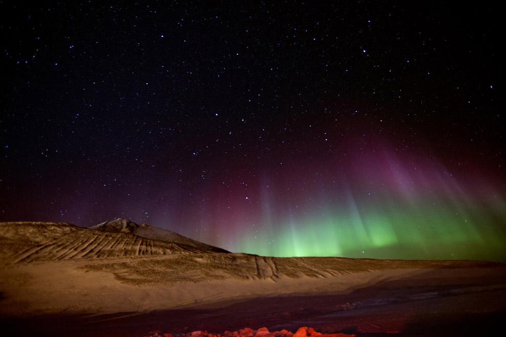 12. Корабль-призрак. Антарктида — самый высокий континент Земли, средняя высота поверхности континен