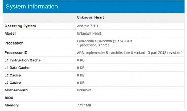 Нокиа 9 может получить 8 Гбайт оперативной памяти