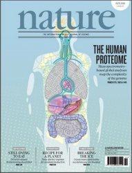 Журнал Nature Magazine - 29 May 2014