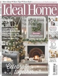 Журнал Ideal Home Magazine - January 2015
