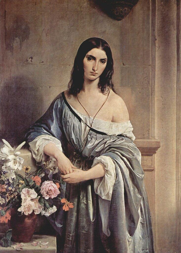 Из собрания шедевров мировой живописи... (138).jpg