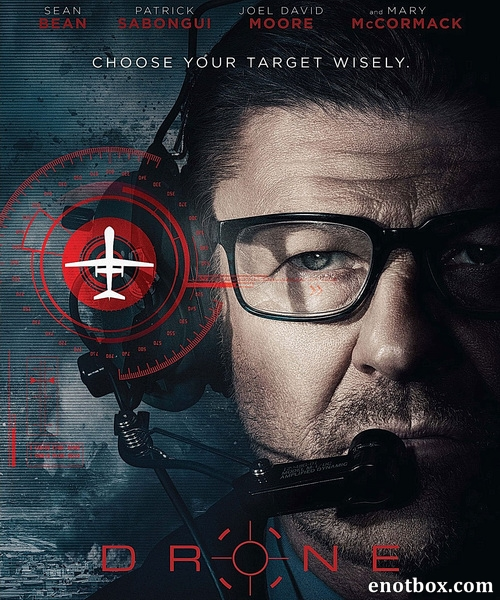 Дрон / Drone (2017/WEB-DL/WEB-DLRip)