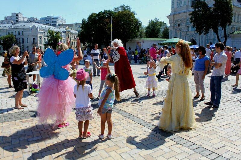 танцы дети киев фестиваль