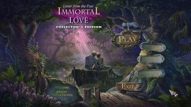 لعبة Immortal Love: Letter From