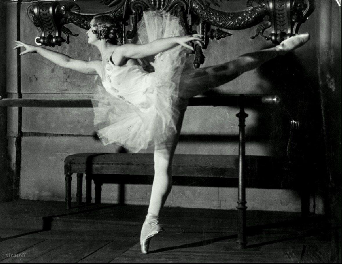 1930-е. Балерина