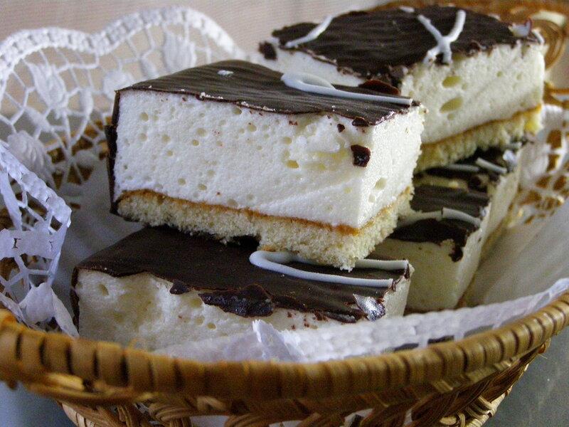 Торт с суфле птичье молоко рецепт пошагово в домашних условиях