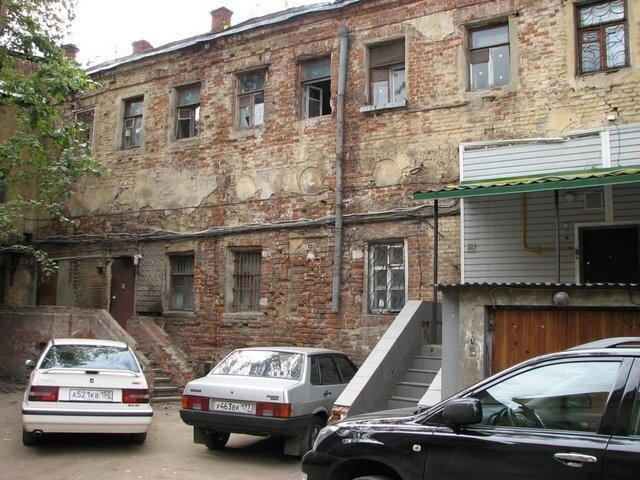 Палаты Волконских