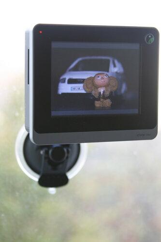 GPS навигатор iriver NV Mini M3 с навигацией АВТОСПУТНИК