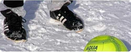 5 мест для тренировок зимой, когда на улице снег.