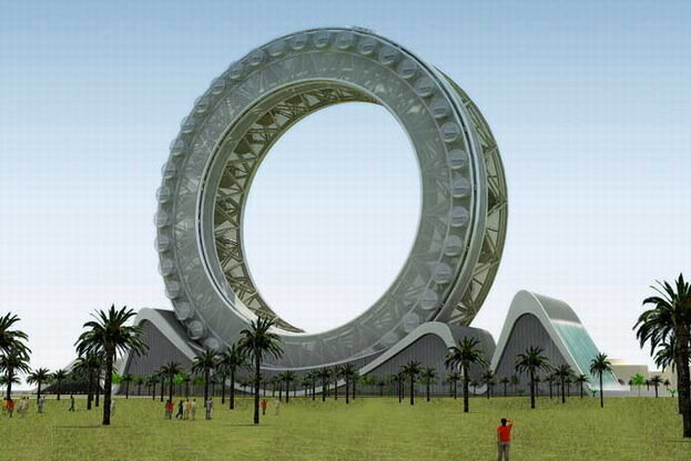Wheel of Dubai, компания Royal Haskoning.