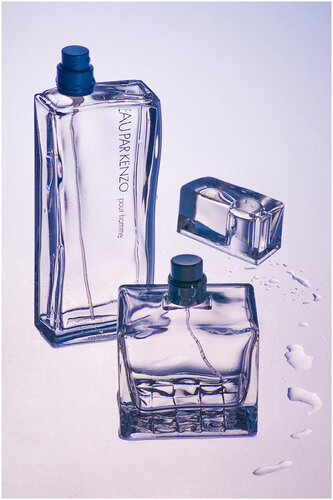 Бутылки. Фотографии стеклянных предметов на прозрачном фоне. фотограф Кузьмин