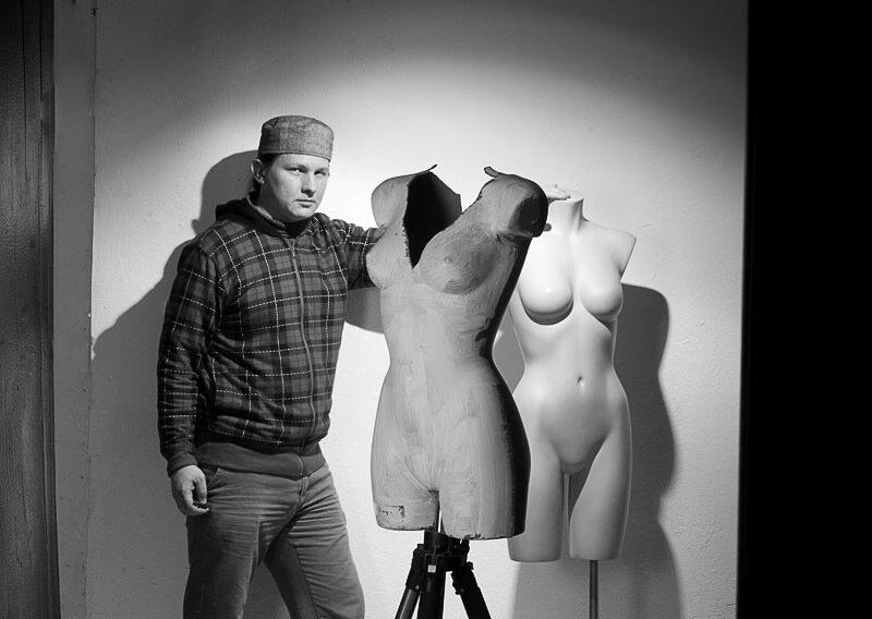 профессиональный фотограф о фотосъемке одежды на невидимом манекене