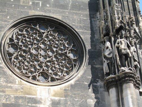 Деталь собора Св.Стефана