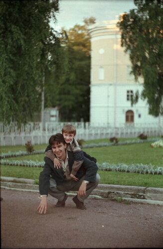 Слава Хованов и Сергей Мурзин
