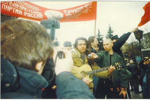 Дмитрий, ревякин : 14 фактов о лидере рок-группы «Калинов мост»